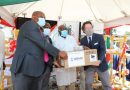 MTRH RECEIVES 20 ZOLL VENTILATORS FROM USAID