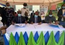 MTRH-AMPATH Signs UHC MoU with NHIF and County Government of Busia