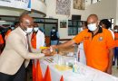 MTRH CEO LEADS COMMEMORATION OF  WORLD PATIENT SAFETY DAY